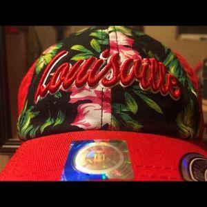 Top of the World Accessories - Women s Louisville Dad Hat d9086739b